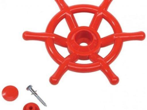 bootstuur rood